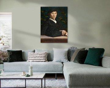 Hans Holbein.Derich Born