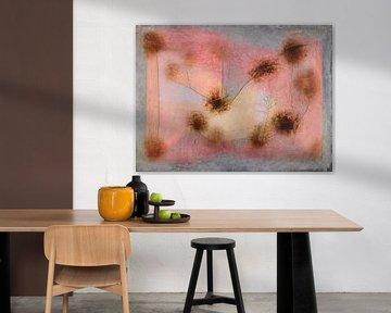 Paul Klee.Pelzige Planeten
