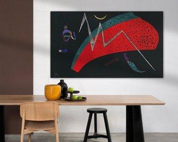 Wassily Kandinsky.Zusammensetzung