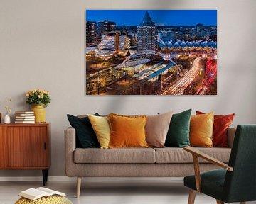 Blaak in Rotterdam von Roy Poots