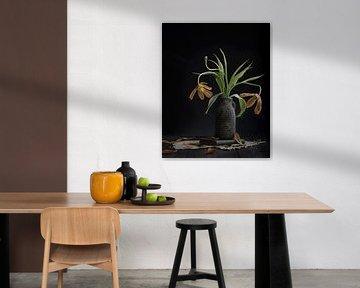 Verwelkte Tulpen van Anoeska van Slegtenhorst