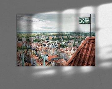 Herenhuizen in Gdansk van Ellis Peeters