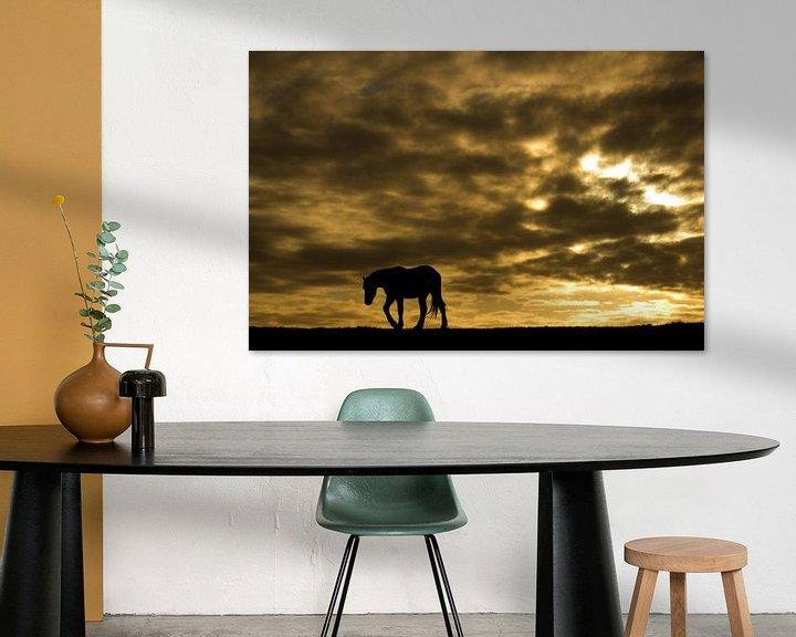 Sfeerimpressie: Horse van Anne Koop