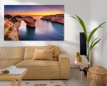Albandeira Algarve van Adelheid Smitt