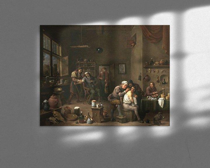 Beispiel: Der Chirurg, David Teniers II