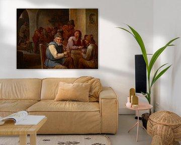 Der Country-Pub, David Teniers II