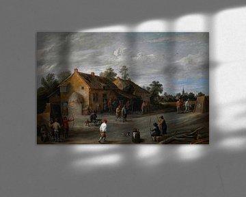 Die Bogenschützen, David Teniers II