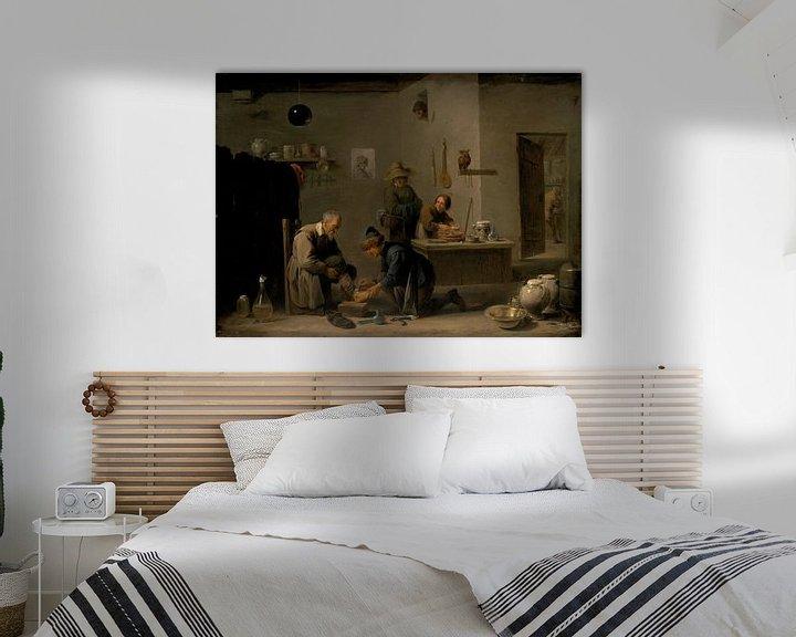 Beispiel: Bei den Dorfärzten, David Teniers II