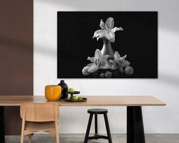 Stilleben der Lilie 1 von Wendy Tellier - Vastenhouw