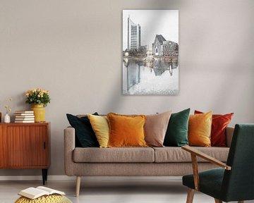 leipziger tower von Stefan Havadi-Nagy
