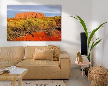 Ayers Rock, Australië