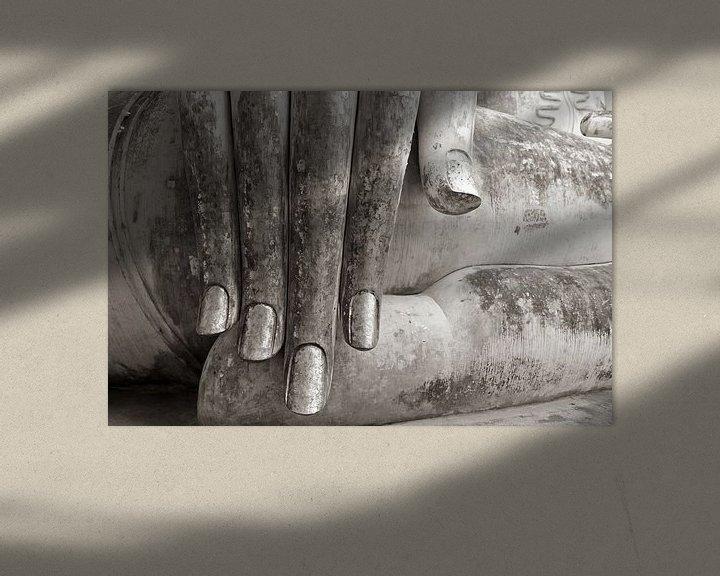 Sfeerimpressie: Boeddha van Walter G. Allgöwer