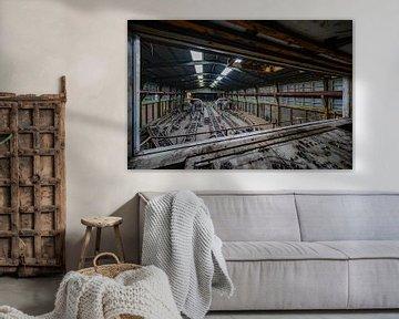 Zimmer mit Aussicht von Alexander Bentlage