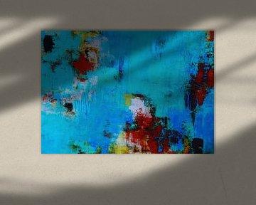 Türkisblau von Claudia Neubauer