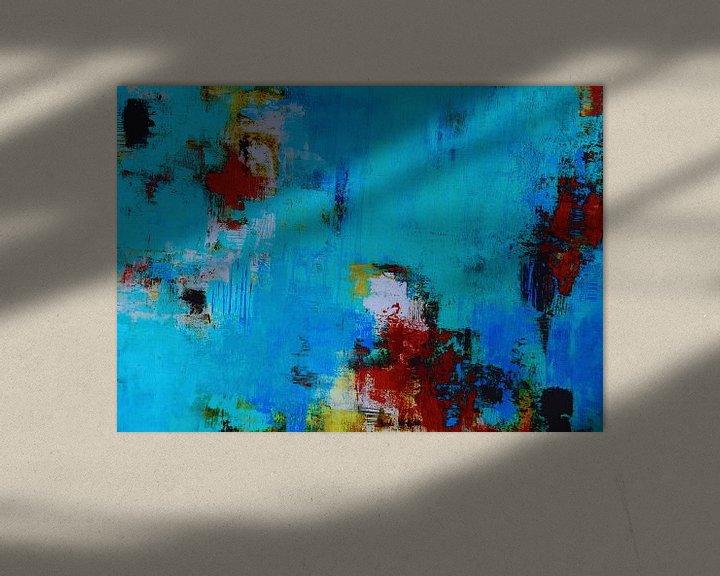 Impression: Bleu turquoise sur Claudia Neubauer