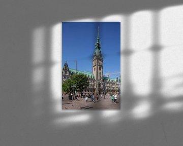 Hamburg : Hamburg Stadhuis van Torsten Krüger