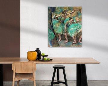 Die Tänzer, Edgar Degas