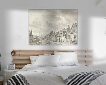 Gesicht in Zoutelande, Jan Bulthuis