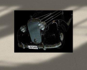 Mercedes-Benz type 170 S (W 136) van aRi F. Huber