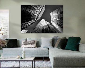 Zwart/wit fotografie London