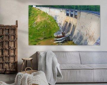 Un barrage sur Danny jacobs