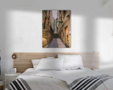 Rue d'Irun, Espagne