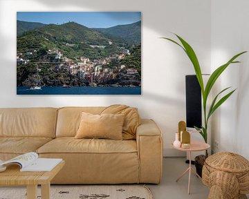 Cinque Terre von Eric van Nieuwland
