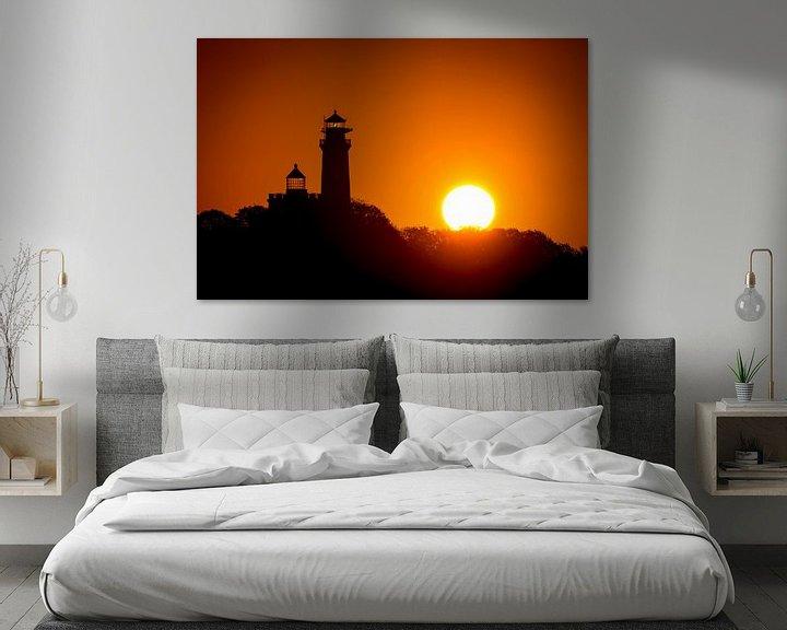 Beispiel: Sonnenaufgang am Kap Arkona von Martin Wasilewski