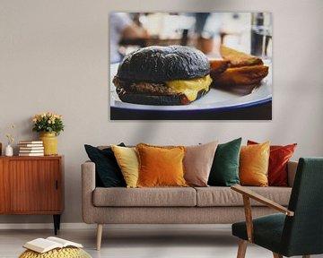 Cheeseburger von Ennio Brehm