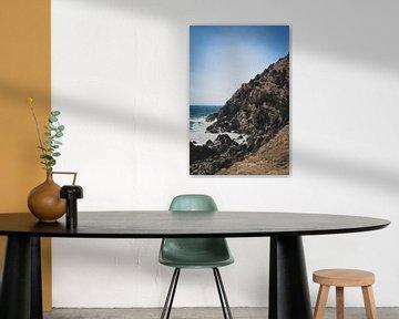 Felsigen Küstenlinie von Ennio Brehm