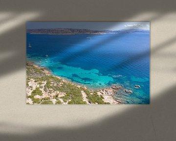 Sardinië van Bernardine de Laat