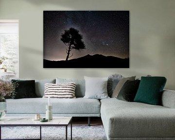 Teide Nationalpark bei Nacht von Angelika Stern