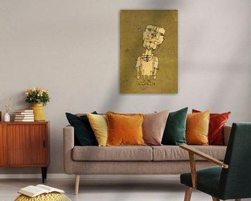 Geist eines Genies, Paul Klee
