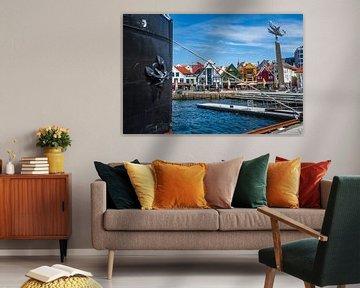 Stavanger - Norwegen von Evy De Wit