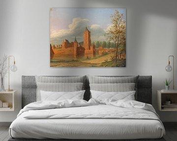 Schloss Batestein bei Vianen, Jan Jacob Teyler van Hall