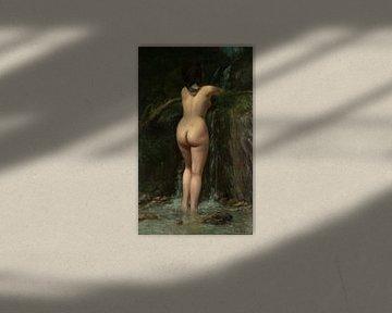 Die Quelle, Gustave Courbet