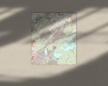 Kaart vanTeylingen