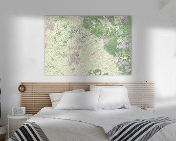 Kaart vanBarneveld