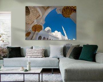 Dômes et minarets sur Ronne Vinkx