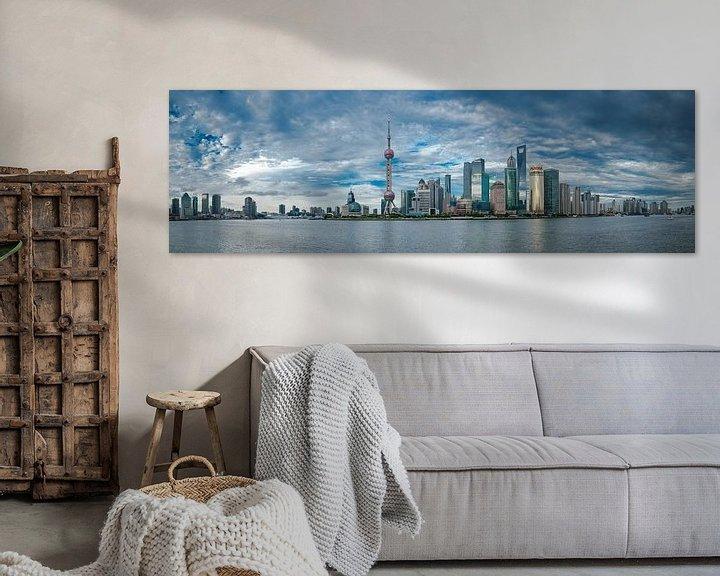 Sfeerimpressie: Pudong van Denis Feiner