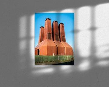 Warmtekrachtkoppeling centrale Utrecht van Joost Ligthart