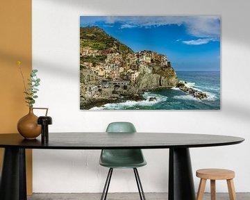 Manarola 2, Cinque Terre von Jorick van Gorp