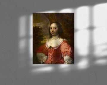 Porträt einer Frau, Bartholomeus van der Helst
