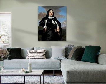 Porträt eines Mannes, Bartholomeus van der Helst