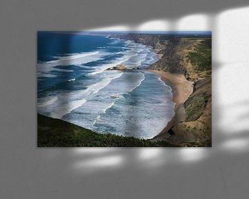 Die Atlantikküste von Portugal von Theo van Woerden