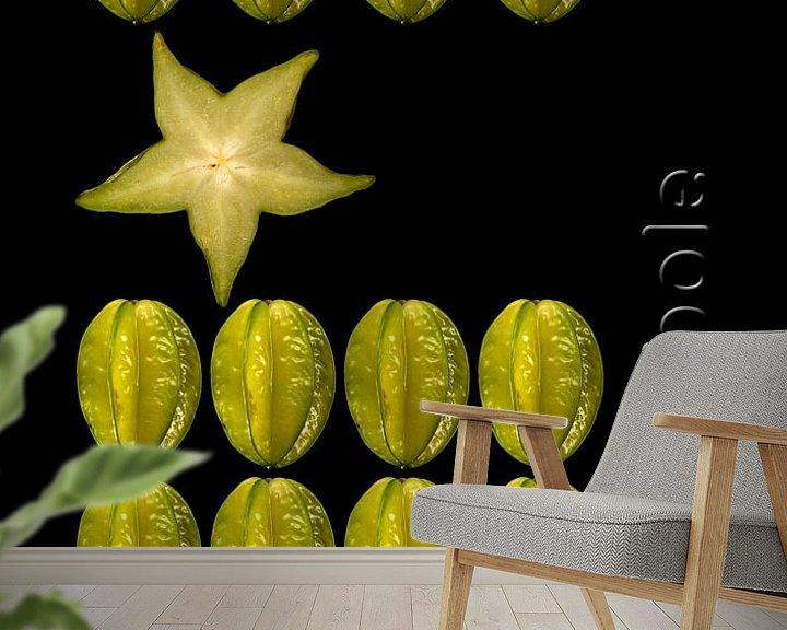 Beispiel fototapete: foodART - Karambole von Erich Krätschmer
