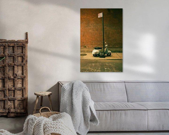 Sfeerimpressie: Strictly no parking van Sytse Dijkstra