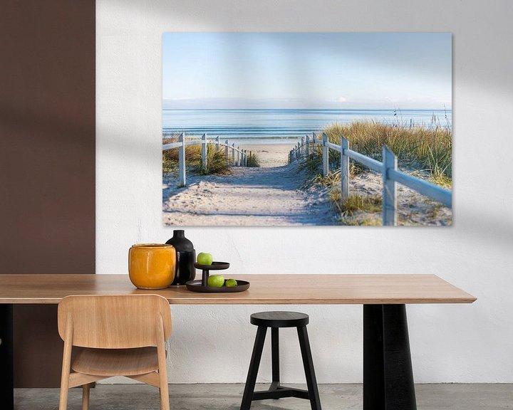 Beispiel: Ein Weg an die Ostseeküste von Florian Kunde