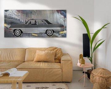 Opel Diplomat A Art Car van aRi F. Huber