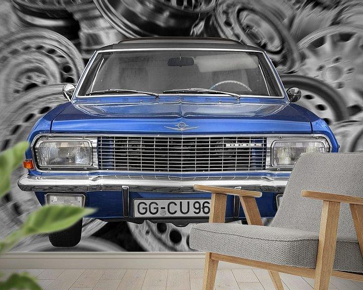 Beispiel fototapete: Opel Diplomat A von aRi F. Huber